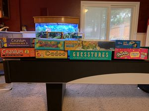 Board games. Pick up only! All of them $10 for Sale in Renton, WA
