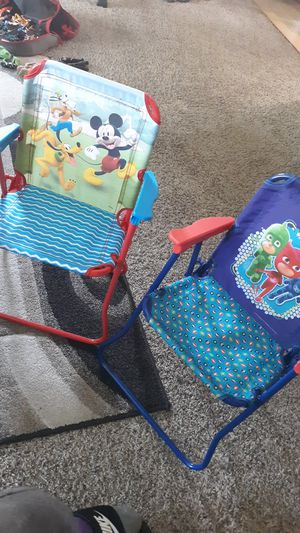 Toddler/Little Kid Folding Chairs for Sale in Maple Heights, OH