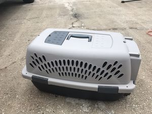 Small dog crate, car seat and carrier bag for Sale in Aloma, FL