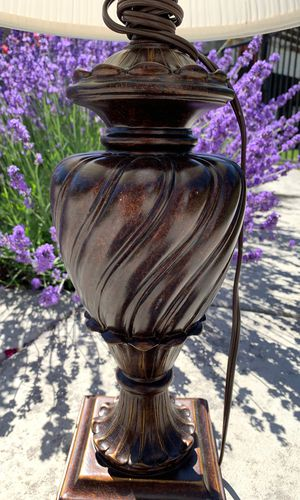 Table lamp for Sale in Wenatchee, WA