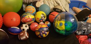 Balls $10 for all or $1 each.. for Sale in Hillsboro, OR