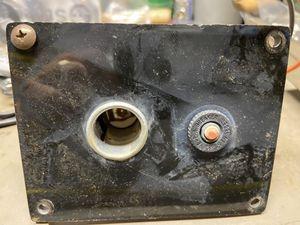 Boat cigarette lighter with fuse for Sale in Sacramento, CA