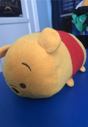 Disney Winnie the Pooh Stuffed Animal(Tsum Tsum) for Sale in Lakewood, CA