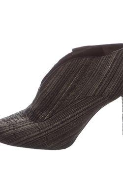 Stuart Weitzman Metallic Ankle Boots for Sale in Philadelphia,  PA