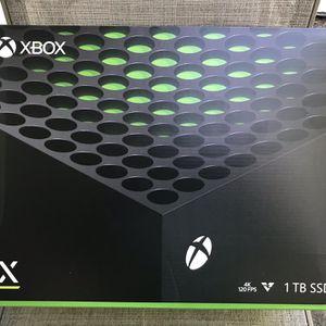 Microsoft Xbox Series X 1 TB Black Gaming Console Halo for Sale in Miami, FL