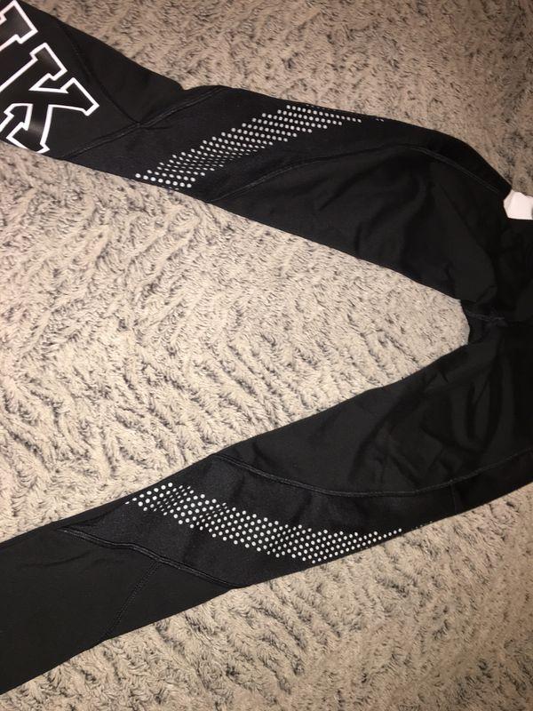 Size XS PINK Victoria's Secret Ultimate Leggings workout yoga pants