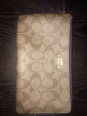 Coach wristlet for Sale in Omaha, NE