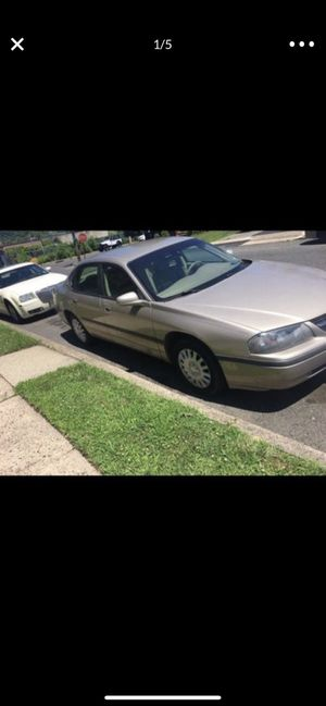 2001 Chevy Impala for Sale in North Haledon, NJ
