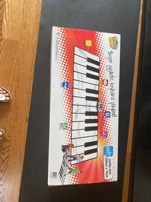 Giant piano mat keyboard- music and PE for Sale in La Mesa, CA