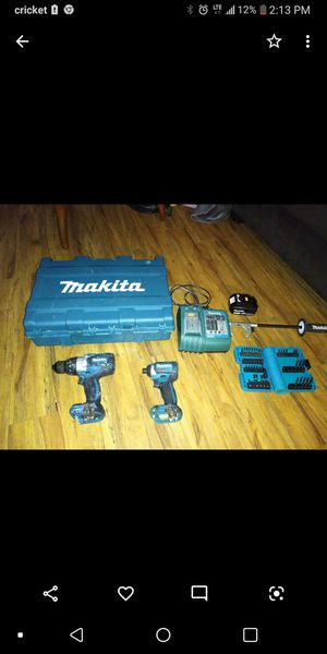 Makita power tools for Sale in Springfield, OR