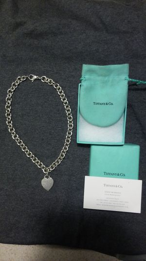 Tiffany & Co. Sterling silver Necklace for Sale in Atlanta, GA