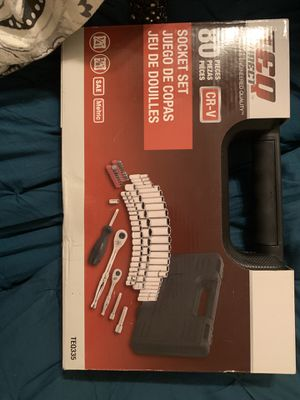 Brand New—2 Complete Tool Kits (Never Used) for Sale in Denver, CO