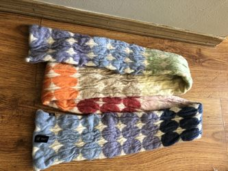 GAP, multi colored scarf for Sale in Bend,  OR