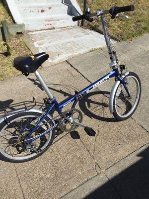 Dahon Mariner 6 speed folding bike for Sale in Piedmont, CA