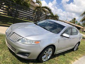 2011 Lincoln MKS for Sale in Hialeah Gardens, FL