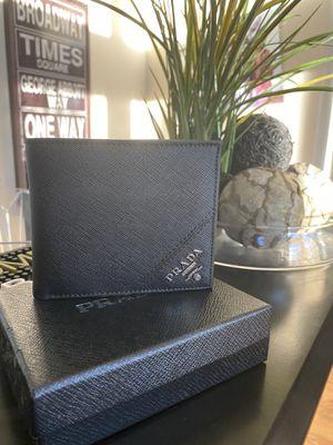 Men's Prada wallet for Sale in Oakland, CA