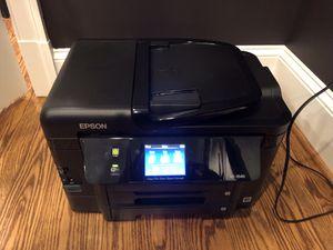 Epson WF-3540 printer, scanner, copier, fax. WiFi. for Sale in Bethesda, MD