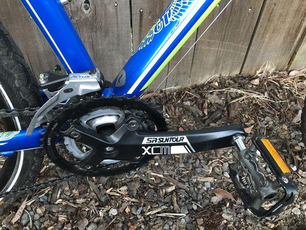 Mountain Bike, less than 500 miles!
