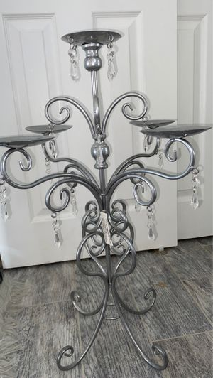 Home decor candle holder for Sale in Boca Raton, FL