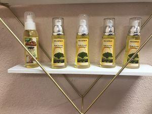 argan oil and black soap for Sale in Boynton Beach, FL