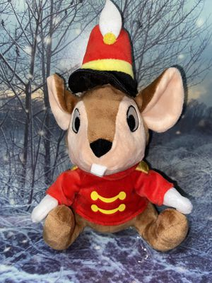 "Disney Dumbo - Timothy Q. Mouse 9"" plush for Sale in Lakewood, CA"