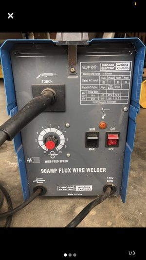 90AMP Flux Wire Welder for Sale in Travelers Rest, SC