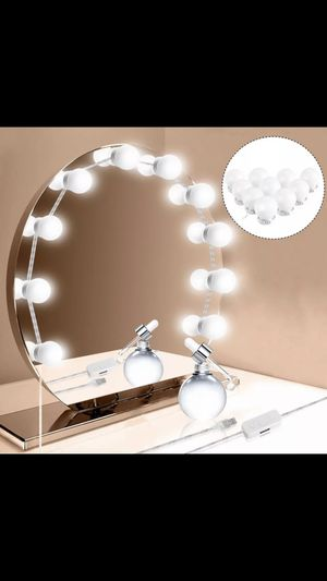 10Pcs Makeup Mirror Vanity LED Light for Sale in Port Washington, NY