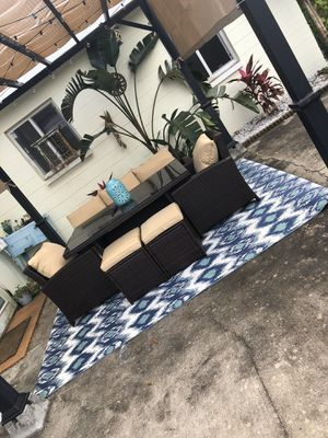 Rattan patio furniture for Sale in St. Petersburg, FL
