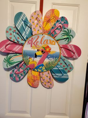 Fun Summer Wreath for Sale in Lancaster, OH
