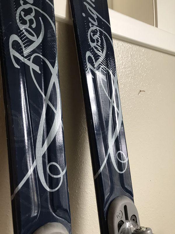 Rossignol Skis 162cm