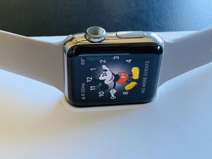 Apple Watch Series 2 38mm - Stainless Steel for Sale in San Diego, CA