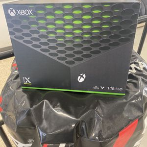 X Box Series X for Sale in Seymour, CT