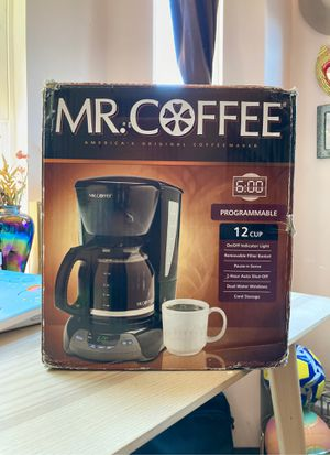 ☕️ Brand new Mr. Coffee programmable coffee maker ☕️ for Sale in Lakewood, CA