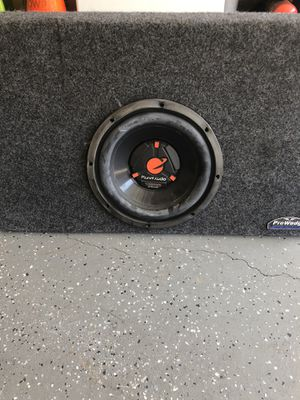 10 inch Planet Audio Speaker for Sale in San Dimas, CA