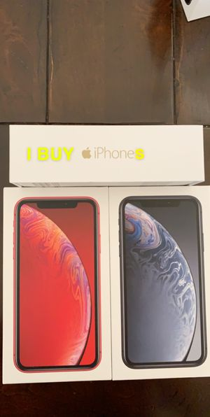 IPHONE XS X XR 8 PLUS for Sale in Scottsdale, AZ