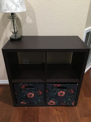 Book shelf, side table, organizer for Sale in Rosenberg, TX