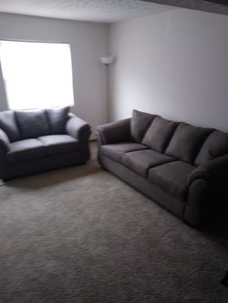 Couch and love seat for Sale in Gahanna,  OH
