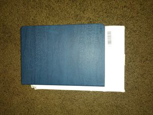 Ipad 2017 10.5 inch (blue) for Sale in National City, CA