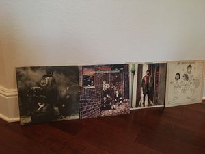 The Who Record albums. Quadrophenia double album with the original booklet. Meaty Beaty Big and Bouncy. Quadrophenia double album from the soundtrack for Sale in Tampa, FL
