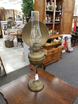 Antique vintage surgeons lamp brass oil kerosene for Sale in Vancouver, WA