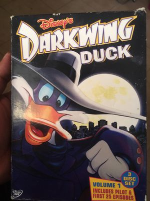 Darkwing Duck - Vol. 1 (DVD, 2006, 3-Disc Set). Condition is Very Good. for Sale in Laredo, TX