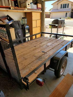 2019 utility trailer for sale for Sale in Glendale, AZ