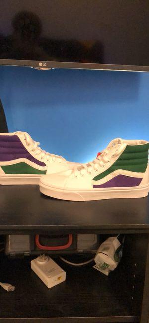 Vans Skate High (Custom) (8.5) for Sale in Pleasant Hope, MO