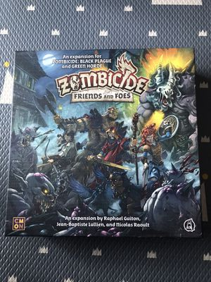 Zombicide Friend and Foes for Sale in Lynnwood, WA