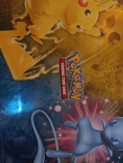 Pokemon Cards And Pokemon Box for Sale in Auburndale,  FL