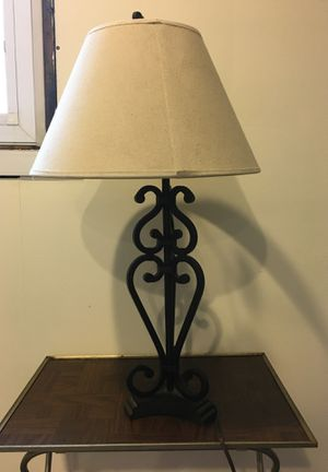 Metal Lamp for Sale in Jenkintown, PA