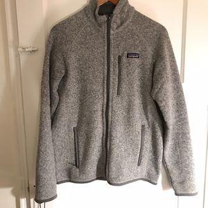 Men's Patagonia Better Fleece - stonewash color small for Sale in Culver City, CA
