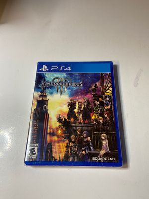 Kingdom Hearts III for PS4 Brand New for Sale in Elk Grove, CA