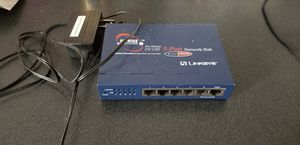 Linksys network hub for Sale in Conway, SC