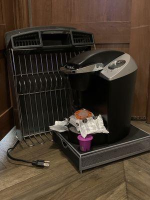 Keurig coffee brewer k-cup drawer KitchenAid for Sale in Orange City, FL